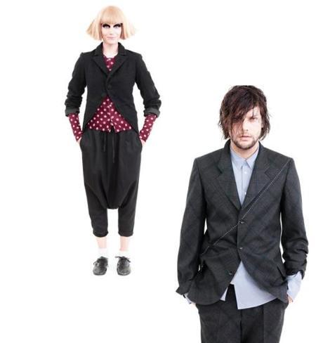 La colección de Rei Kawakuwo, la diseñadora de Comme des Garçons, para H&M
