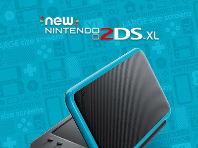Nintendo anuncia la New Nintendo 2DS XL, a la venta el 28 de julio por 150 euros