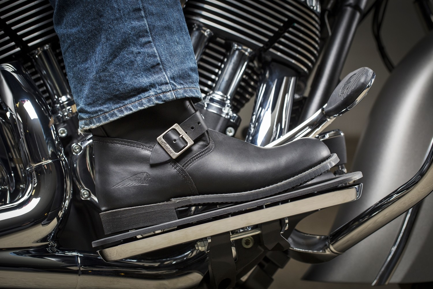 Foto de Indian Motorcycles Boots (8/12)