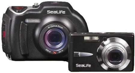 Sealife DC800, cámara para usar debajo del agua