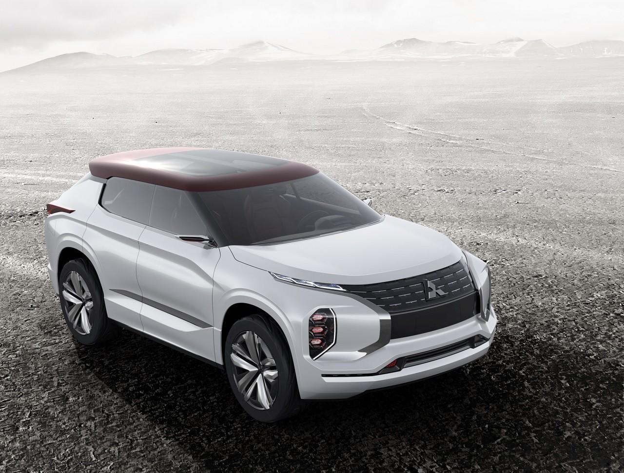 Foto de Mitsubishi GT-PHEV Concept (6/7)