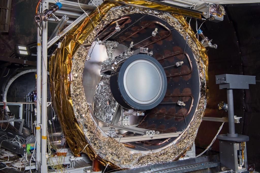 La NASA tiene listo NEXT-C: el potente propulsor iónico que usará para impactar contra un asteroide y desviarlo
