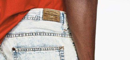 Zara se toma en serio la tendencia de llevar prendas rotas y éstas piezas lo demuestran