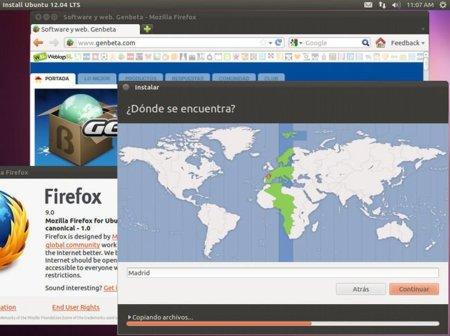 Ubuntu 12.04 LTS Precise Pangolin. Primera toma de contacto y calendario de lanzamiento