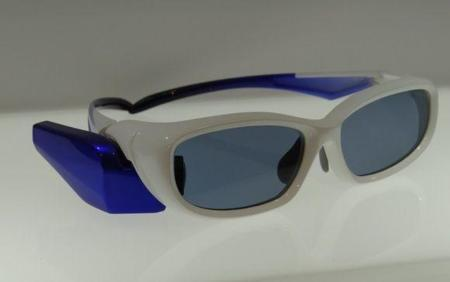 Las gafas de Toshiba son como las Google Glass pero menos inteligentes
