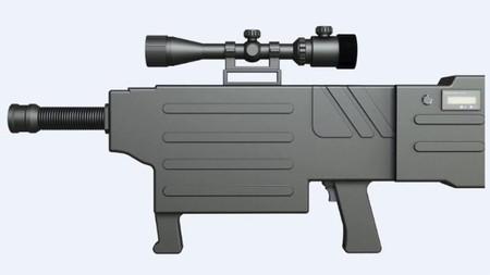 """China asegura tener un rifle láser capaz de """"carbonizar instantáneamente"""" la piel humana"""
