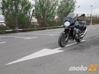 Aprilia Mana 850 GT ABS, toma de contacto de una gran moto 1/2