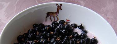 Grosellas negras: un pequeño tesoro de vitamina C