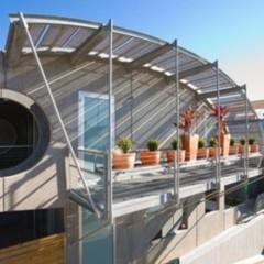 Foto 1 de 17 de la galería casas-poco-convencionales-adosados-futuristas-en-sydney en Decoesfera