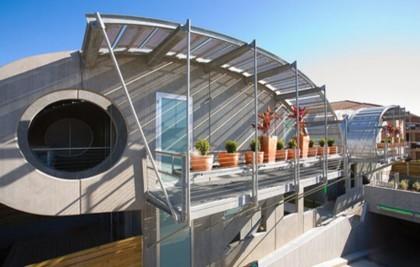Foto de Casas poco convencionales: adosados futuristas en Sydney (1/17)