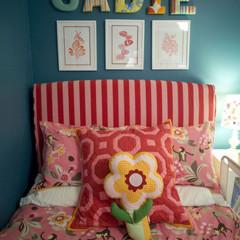 Foto 4 de 5 de la galería un-dormitorio-infantil-muy-femenino en Decoesfera