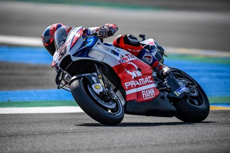 Danilo Petrucci Gp Francia Motogp 2018 2