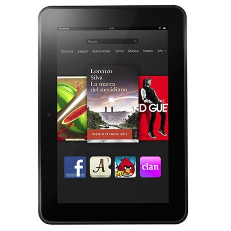 Kindle Fire HD 8.9 ya a la venta en Amazon España