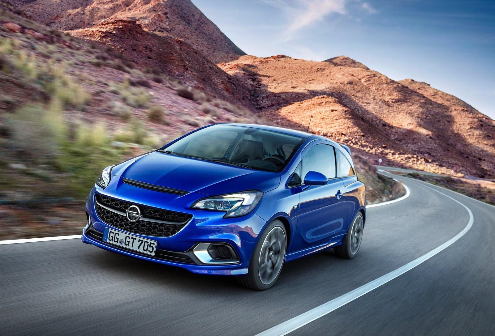 Foto de Opel Corsa (comparativa) (4/47)