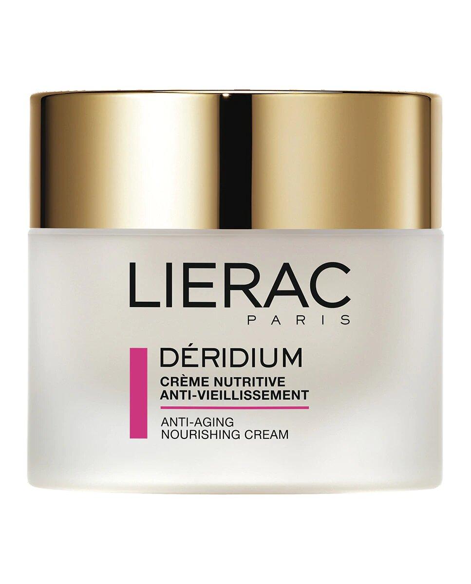 Crema Nutritiva Anti-envejecimiento Déridium Lierac