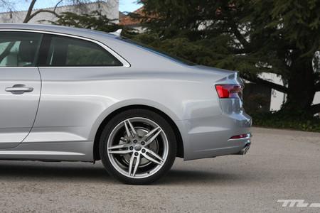 Audi A5 Coupe Prueba 6
