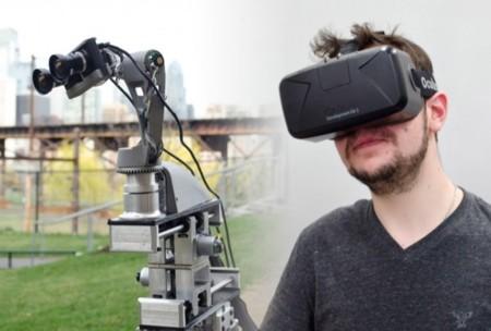 DORA nos permite interactuar mediante interfaces de realidad virtual con el mundo que nos rodea de forma remota