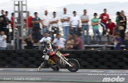 Calendario para el Campeonato de España de Supermotard 2012