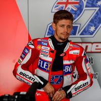 Casey Stoner podría abandonar su rol de probador de Ducati en MotoGP por una lesión de hombro