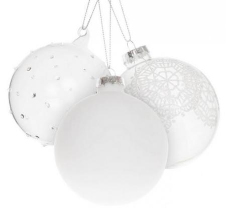 Bolas de Navidad Zara Home