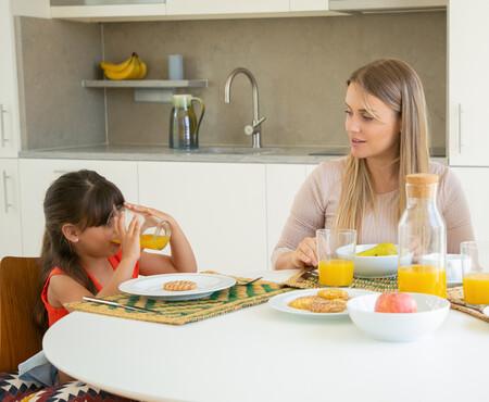 No deberías hablar del peso (ni siquiera del tuyo), delante de los niños