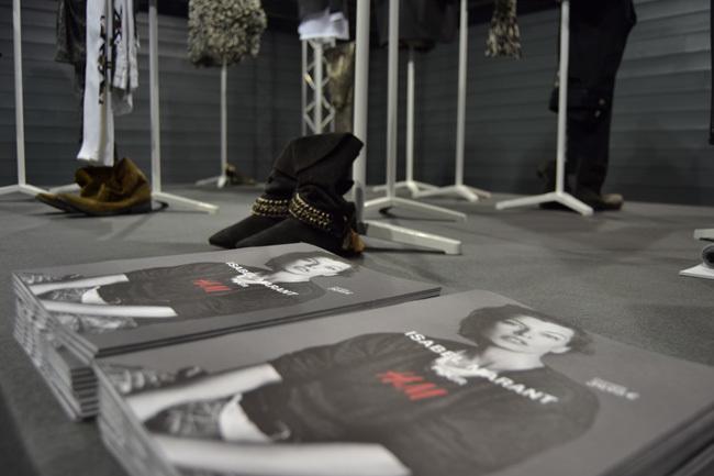 Foto de Isabel Marant para H&M, la colección en el showroom (38/41)