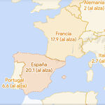 Google Maps: cómo ver el número de casos de COVID-19 superpuesto en el mapa