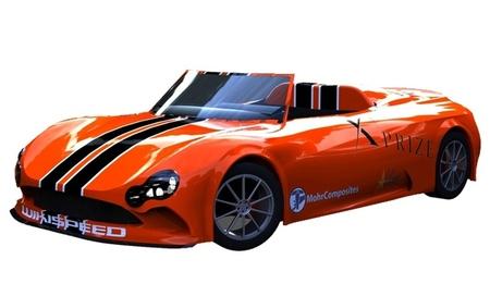 Wikispeed SGT01: deportivo descapotable eficiente y barato