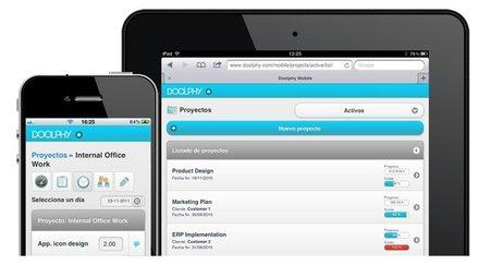 Doolphy mejora con un acceso a su web adaptado para móviles