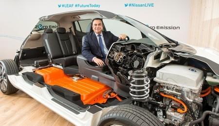 Nissan podría vender el nuevo LEAF con alquiler de la batería