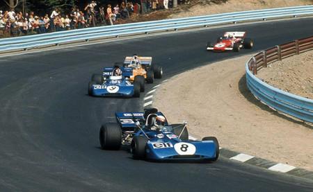 Salida GP Estados Unidos 1971