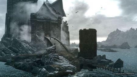 Bethesda anuncia las fechas para los DLCs de 'Skyrim' en PS3 (actualizado)
