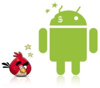 Angry Birds llega a Android