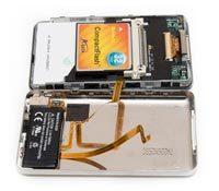 Usando tarjetas Compact Flash en un iPod 5G