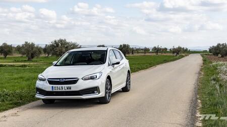 Subaru Impreza Ecohybrid 2021 Prueba 008