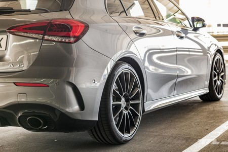 Mercedes Amg A 35 2019 Prueba 031