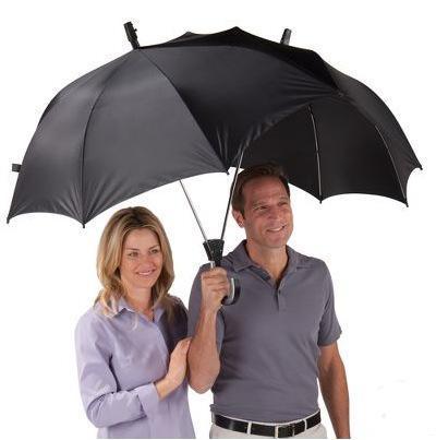 Paraguas para dos y que ninguno se moje