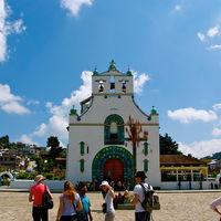 Una iglesia en Chiapas usa la Coca-Cola para sus celebraciones, y no nos habíamos enterado