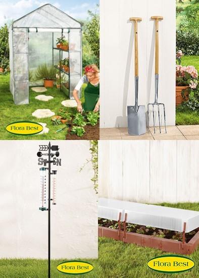 Todo para el jardín