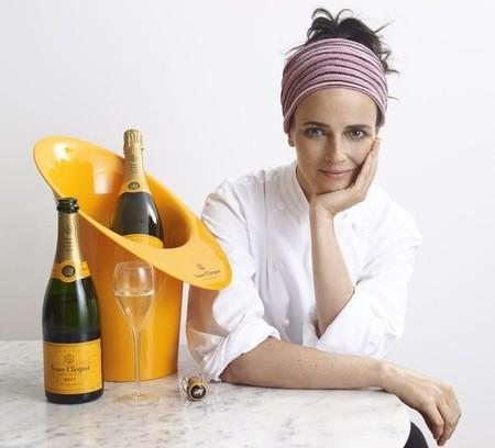 Mejor Chef Femenina Del Mundo Veuve Clicquot 2014: Helena Rizzo