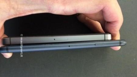 iPhone 6 más delgado