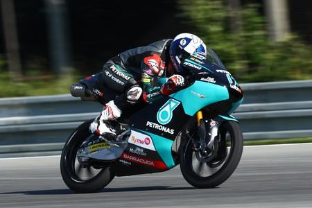 Mcphee Brno Moto3 2020