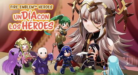 El manga de 'Fire Emblem Heroes' llega a México en español Latinoamérica: un capítulo nuevo cada semana totalmente gratis