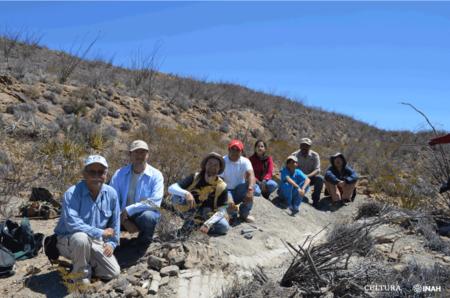 Paleontologos Inah Unam Descubren Nuevo Dinosaurio Mexico