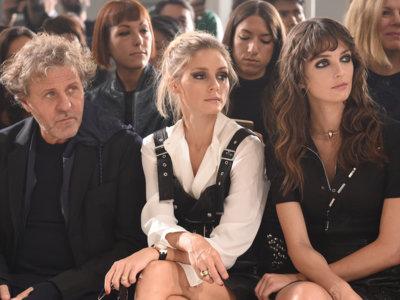 La Olivia Palermo más rockera lidera un frontrow cargado de influencers en el desfile de Diesel Black Gold