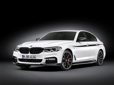 BMW Serie 5 M Performance Parts, por si sentías que algo le faltaba