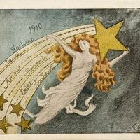 En 1910 la gente vivió pánico por la llegada del cometa Halley. El suceso dice mucho sobre nuestro presente