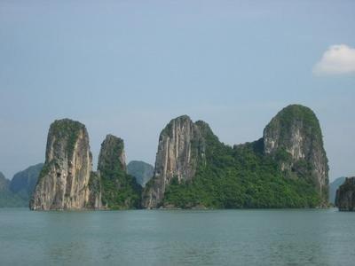 La bahía de Halong, el lugar donde se oculta el dragón
