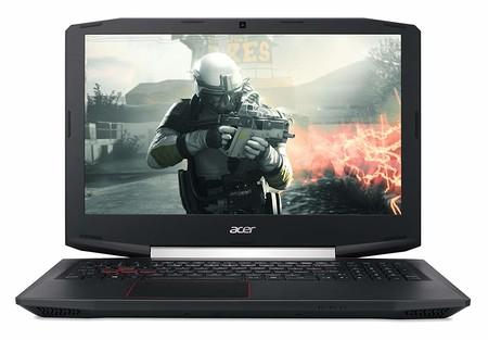 Portátil gaming Acer Aspire VX15 591G-54F a su precio más bajo en Amazon: 714,36 euros y envío gratis