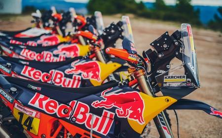 KTM 450 Rally, al detalle: Así es la moto de KTM para buscar su 18ª victoria consecutiva en el Dakar 2019